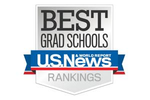 US News Best Grad Schools ranking logo